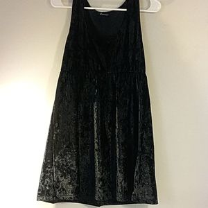 Forever 21 Black Shift Dress Size Small